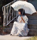 Steve Hanks The Old Fashioned Dress, De
