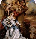 Hanneman Adriaen Allegory on peace Sun