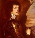 Hanneman Adriaen Portrait Of Charles Stanley 8th Earl Of Derby