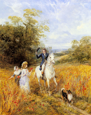 Hardy Heywood The Morning Ride