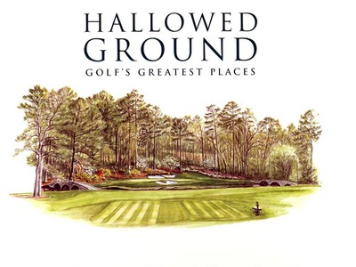 hallowed ground csg001 augusta national 12th green