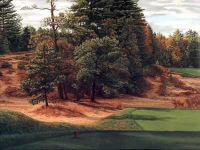 hallowed ground csg025 pine valley 18th hole