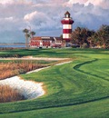 hallowed ground csg003 harbor town golf links 18th hole