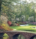 hallowed ground csg029 augusta national 12th hole