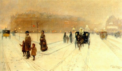 hassam a city fairyland