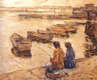 hassam fishing