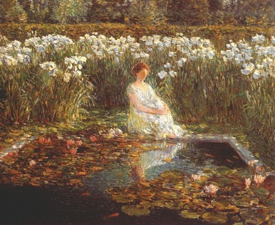 hassam lilies