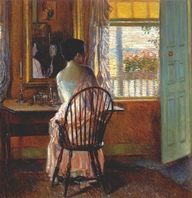 hassam morning light