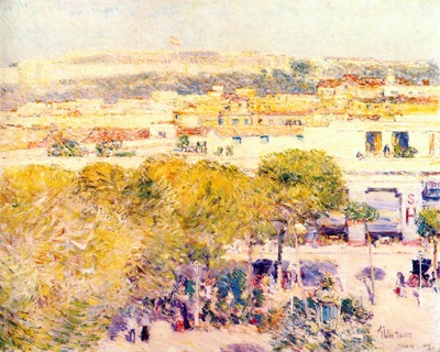 hassam place centrale and fort cabanas, havana