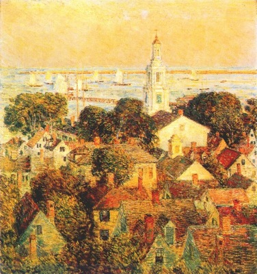 hassam provincetown