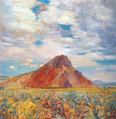 hassam sand springs butte