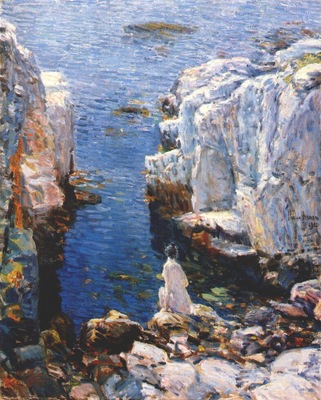 hassam the isles of shoals