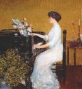 hassam at the piano