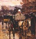 hassam carriage, rue bonaparte