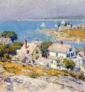 hassam new england headlands