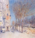 hassam new york landscape