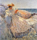 hassam summer sunlight