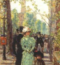 hassam sunday morning