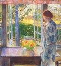 hassam the goldfish window