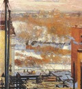 hassam the hovel and the skyscraper