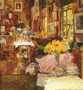 hassam the room of flowers
