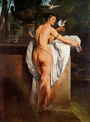 hayez francesco carlotta chabert come venere
