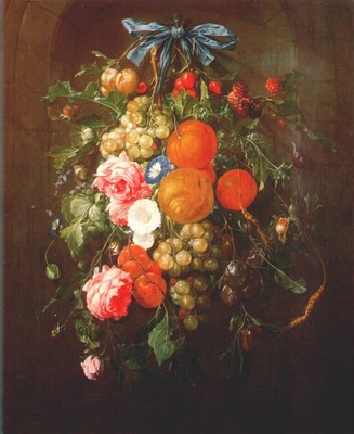 heem still life with flowers c1660