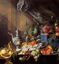 Heem de Cornelis Still life Sun