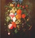 heem still life with flowers c1660
