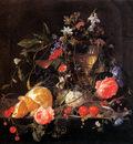 Heem de Jan Davidsz and Cornelis Flower still life