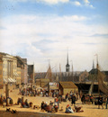 Henriques Sally The market at Hojbro square in Copenhagen Su