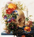 Henstenburgh Herman Vanitas still life Sun
