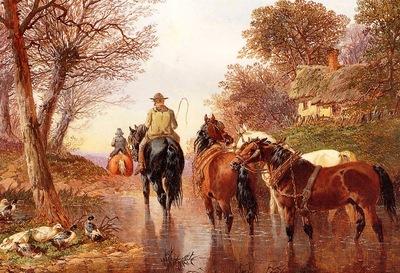 John Frederick Herring Homeward Bound, De