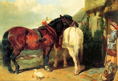 John Frederick Herring Plough Sharers, De