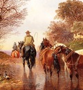 John Frederick Herring Homeward Bound, De