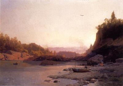 Herzog Herman Evening on the Susquehanna