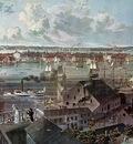 JLM 1837 J W Hill New York from Brooklyn Heights