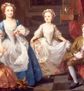 Hogarth, William The Graham Children end