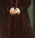 Holbein Christina of Denmark Duchess of Milan, 1538, Nation
