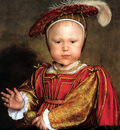 Y03 Hans Holbein the Younger Edward VI as a Child sqs