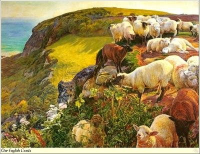 Republica SWD 017 William Holman Hunt Our English Coasts