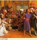 Republica SWD 026 William Holman Hunt Saviour in the Temple