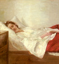 Holsoe Carl Asleep