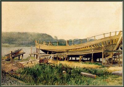 Homer Shipbuilding Ipswich sj