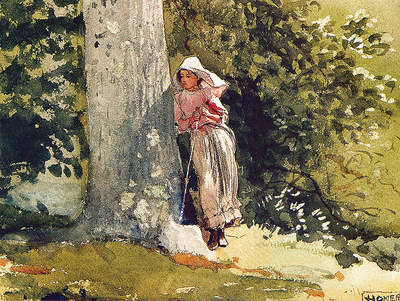 bs ahp Winslow Homer Weary