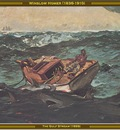 winslow homer the gulf stream 1899 po amp
