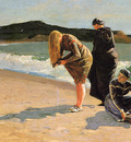 bs ahp Winslow Homer High Tide The Bathers