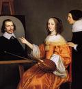 Honthorst van Gerard Margaretha Maria de Roodere Sun