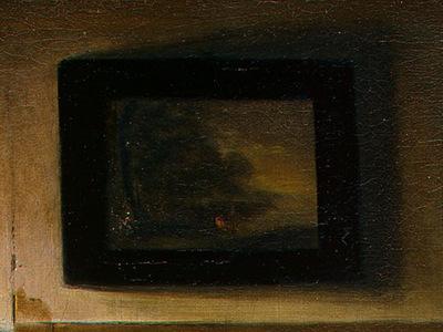 HOOCH,DE THE BEDROOM, 1658 1660, DETALJ 5, NGW