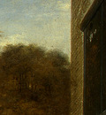 HOOCH,DE A DUTCH COURTYARD, 1658 1660, DETALJ 4, NGW